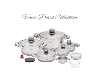 garnki venice pearl collection 19 cena opinie zamowdiete
